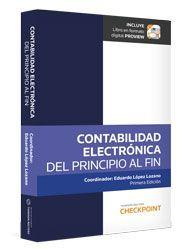 LIBROS EN DERECHO: CONTABILIDAD ELECTRÓNICA DEL PRINCIPIO AL FIN