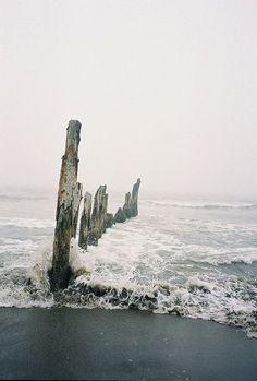 Drastic & immense ocean