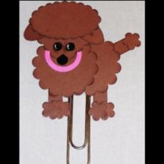 Punch Art Poodle