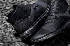 adidas Y-3 Kozoko High Triple Black - Sneaker Bar Detroit Triple Black 1386c03d3