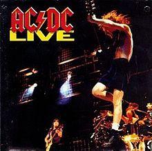Ac Dc Live Album