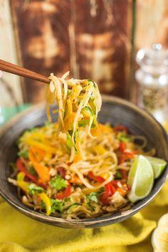 Zöldséges pirított tészta | Street Kitchen