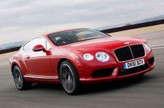 Bentley Continental GT V-8    http://www.autoblog.com