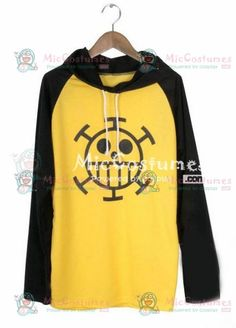 One Piece Trafalgar Law Hoody For Sale