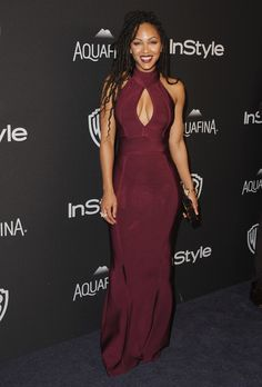 InStyle And Warner Bros. 73rd Annual Golden Globe Awards Post-Party   - ELLE.com
