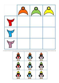 cheznounoucricri - Page 96 Winter Activities, Toddler Activities, Learning Activities, Preschool Worksheets, Kindergarten Activities, Polar Animals, Busy Book, Learning Through Play, Childhood Education