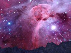 Really Pretty Nebula Skies