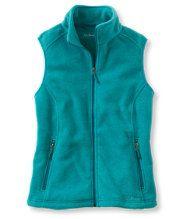 Trail Model Fleece Vest