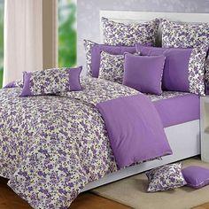 Swayam Paradise Printed Bed Set - FabFurnish.com