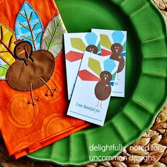 """""""I am Thankful For"""" Free Thanksgiving Printable! Perfect for showing your kid's about gratitude! #HolidayIdeaExchange"""