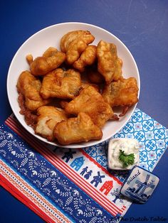 The Dutch Table: Kibbeling