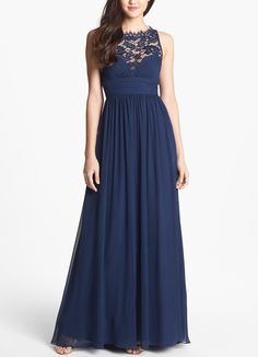 The perfect gown for an elegant soiree.