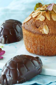 Administrer dine indstillinger Fortsæt til hjemmesiden Bakery Recipes, Dessert Recipes, Danish Cuisine, Delicious Desserts, Yummy Food, Homemade Muffins, Individual Cakes, Chocolate Chip Muffins, Recipes From Heaven