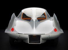 Alfa Romeo B.A.T. 9 concept.