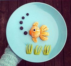 Healthy arty food for children