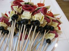 Antipasto Appetizers by saucygal