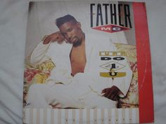 "FATHER MC I'LL DO 4 U VINYL 12"" SINGLE 1990 UPTOWN RECORDS MCA 12-53912 EX #GFunkGangstaHardcoreJazzyHipHopOldSchool"
