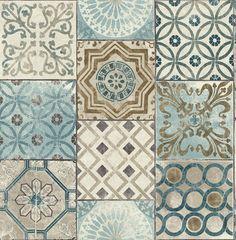 Moroccan Tile Peel-a