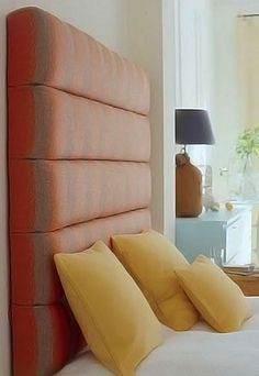 diy betthaupt berziehen on pinterest diy upholstered. Black Bedroom Furniture Sets. Home Design Ideas