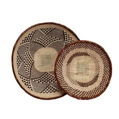 Zimbabwe Baskets for Hanging Wall Art - The Estate of Things - 1