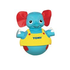 Tomy Toys Tap N Toddle Elephant Review