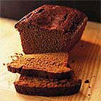 This rich, sticky gingerbread tastes even better if kept for up to a week. It is lovely for tea, or try it as a winter dessert with baked apples - just core them and stuff with raisins, almonds, butter, sugar and cinnamon: http://www.waitrose.com/content/waitrose/en/home/recipes/recipe_directory/t/three_spiced_gingerbread.html