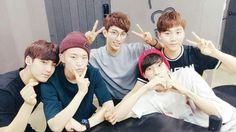 #Seventeen THE GLASSES THEY KILL ME {Mingyu, Hoshi, DK, Wonwoo & Seungkwan}