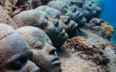 Grenada Underwater Scupture