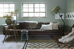 woonkamer | Livingroom | Photography Dennis Brandsma, Tjitske van Leeuwen | Styling Fietje Bruijn, Marianne Luning| Bron: vtwonen 02 2016