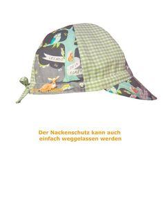 Sommerhut mit Nackenschutz
