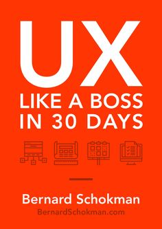 COMPLETE BOOK. The goal of this book is to help you sidestep those major pitfalls of Web and Mobile design so that you can confidently walk-the-walk and talk-the-talk when it comes to Experience Design. I want to get you clearly understanding this topic, on the path to building a Kick-Ass Portfolio, NAIL the UX Job Interview of Your Dreams and get a 6-Figure Salary in the next 6-18 Months! All while serving the world in the most exciting way possible - Experience Design!