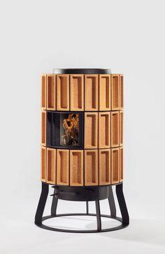Bioethanol Fireplace, Stove Fireplace, Fireplaces, Richard Le Droff, Tiny House Cabin, Tiny Houses, Rocket Stoves, Maker, Deco