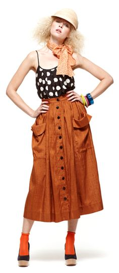 I love this skirt! am so getting it : ) gorman