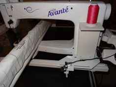 avante longarm sewing machine