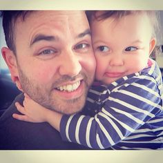 Emilia is such a daddys girl and its so adorable! Good Morning Friends, All Friends, Saccone Jolys, Youtube Sensation, British Youtubers, Tyler Oakley, Danisnotonfire, Youtube Stars, Daddys Girl