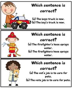 possessive nouns. Repinned by  SOS Inc. Resources.  Follow all our boards at http://pinterest.com/sostherapy  for therapy resources.