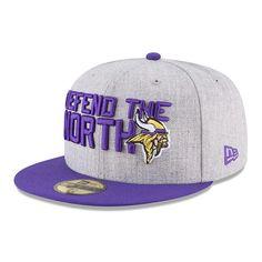 cec6a7d8e New Era Boys  Minnesota Vikings Draft Snapback Cap Men - Sports Fan Shop By  Lids - Macy s