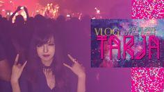 ♪ Vlog Tarja @ Tom Brasil / São Paulo 24.10.2015 • Vivian Uru ♪