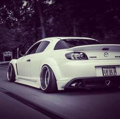 Mazda Rx8 .This is what beauty looks like. <3 #inlove