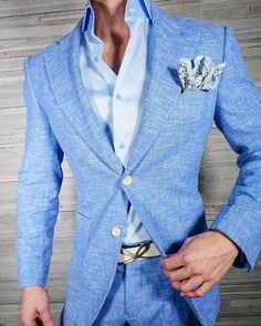 Simply add 5 items to your cart. Mens Fashion Blazer, Suit Fashion, Boy Fashion, Summer Suits, Stylish Tops, Sports Jacket, Suit And Tie, Tweed Jacket, Gentleman Style