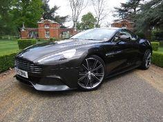 2013 Aston Martin Vanquish 5.9 V12 £154,995