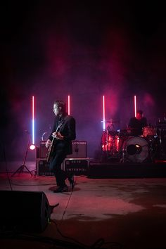 Interpol - Best Denver Concert Photos 2019 - Music Blog Wrapup - Greeblehaus