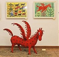 sculpture by Oleksiy Shevchuk