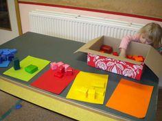 4 Kids, Art For Kids, Saint Nicolas, School Themes, Reggio Emilia, Matching Games, Early Learning, In Kindergarten, Childcare