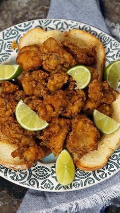 The secret to this delicious, adobo-inspired fried chicken is a healthy heaping of citrus flavor.