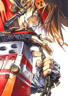 Art from Guilty Gear Xrd Game Character, Character Concept, Character Design, The Way Movie, Guilty Gear Xrd, Anime Manga, Anime Art, Gear Art, Air Gear
