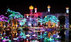 The pictures that show why you MUST visit Dubai Garden Glow