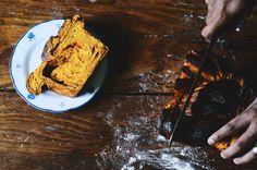 Sweet Potato Pie Babka   A Brown Table