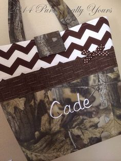 Realtree Advantage Camo | Realtree Timber Advantage Camo Brown Chevron Diaper by purse4you, $62 ...