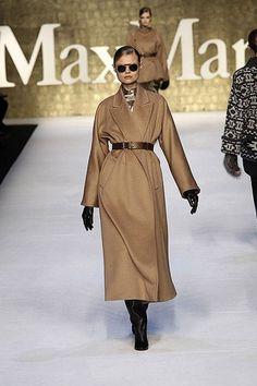 Fall 2010 max Mara:
